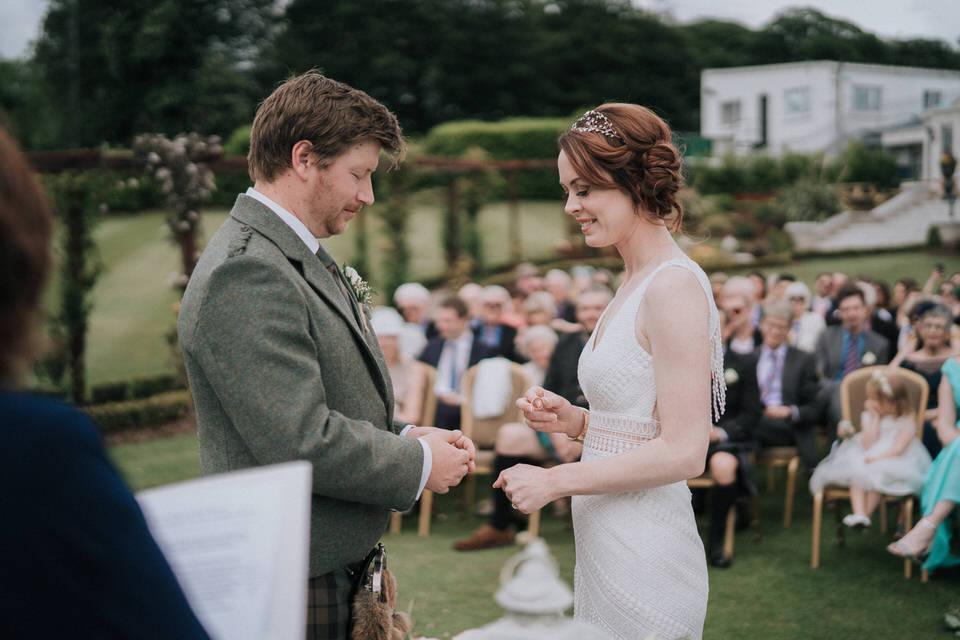 Crover House wedding - Laura&Alasdair 141