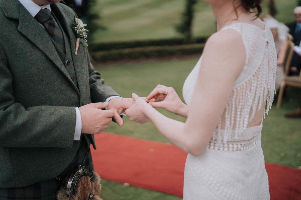 Crover House wedding - Laura&Alasdair 142
