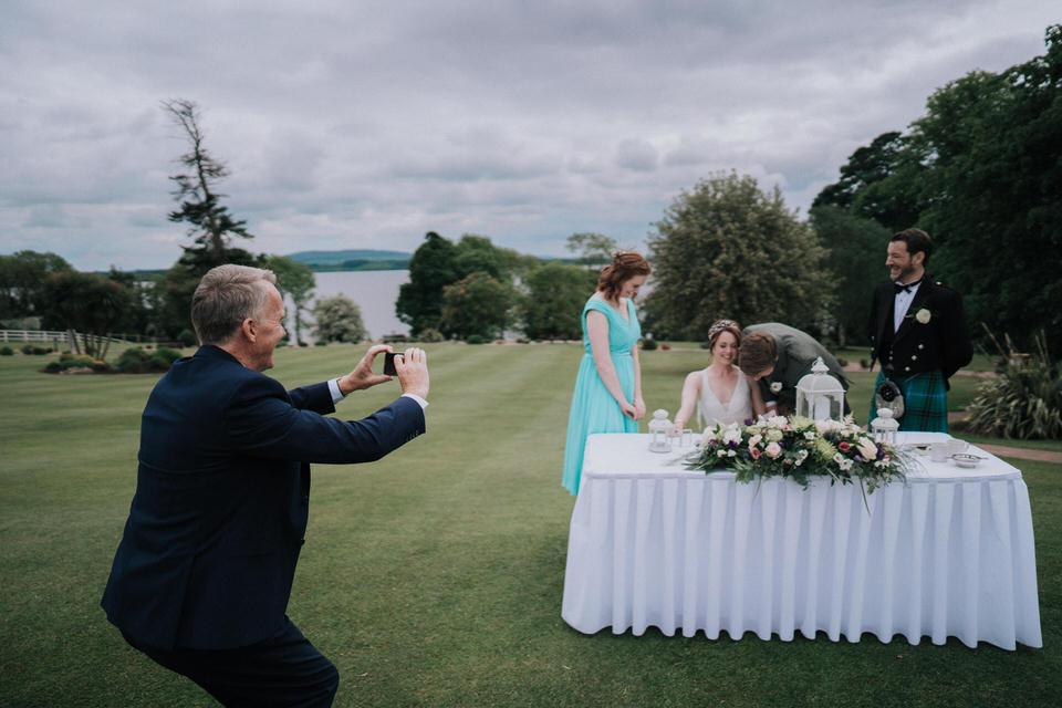 Crover House wedding - Laura&Alasdair 145