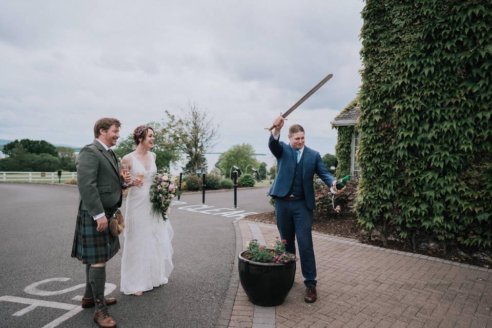 Crover House wedding - Laura&Alasdair 170