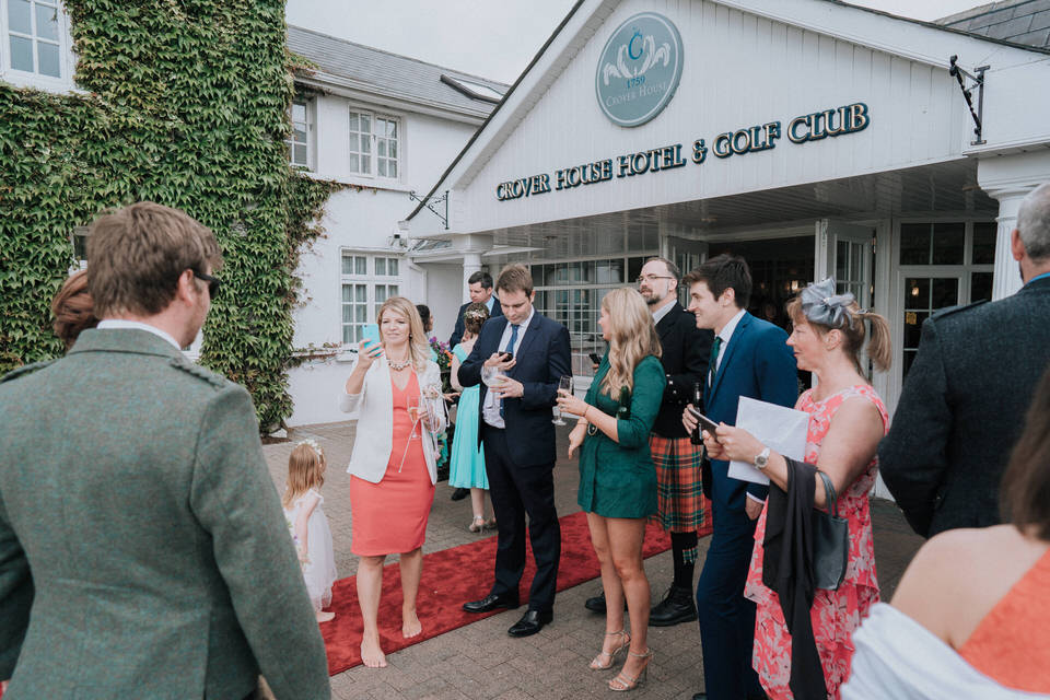 Crover House wedding - Laura&Alasdair 177