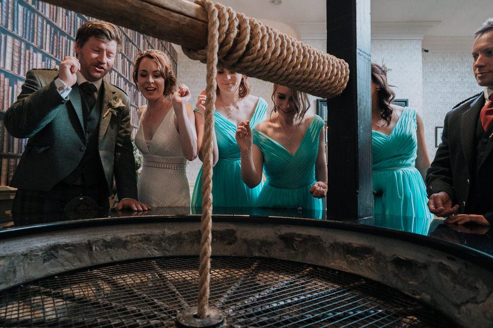 Crover House wedding - Laura&Alasdair 199