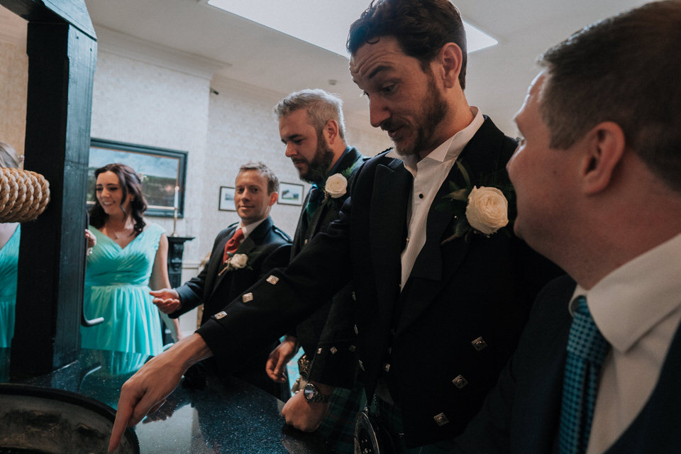 Crover House wedding - Laura&Alasdair 201