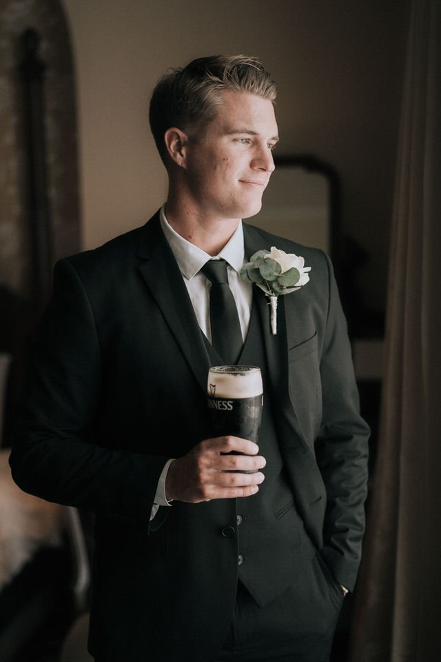 Hailey & Carson - elopement wedding Ireland - Dingle co.Kerry 14