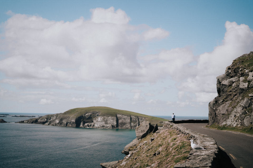 Hailey & Carson - elopement wedding Ireland - Dingle co.Kerry 36