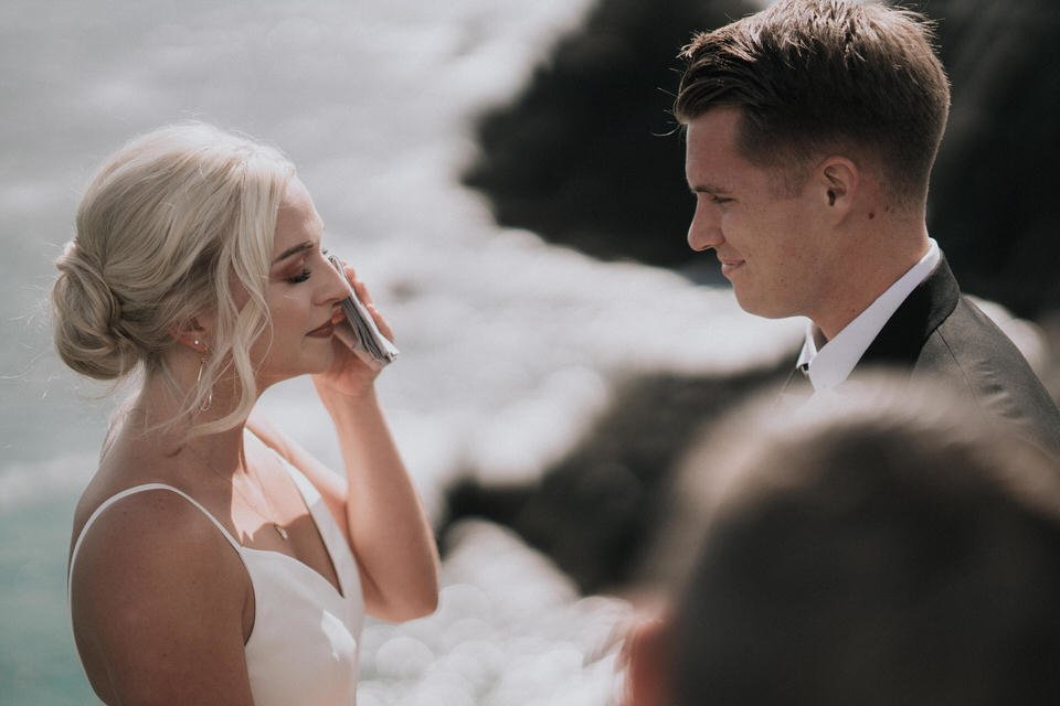 Hailey & Carson - elopement wedding Ireland - Dingle co.Kerry 40