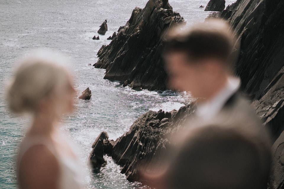 Hailey & Carson - elopement wedding Ireland - Dingle co.Kerry 41
