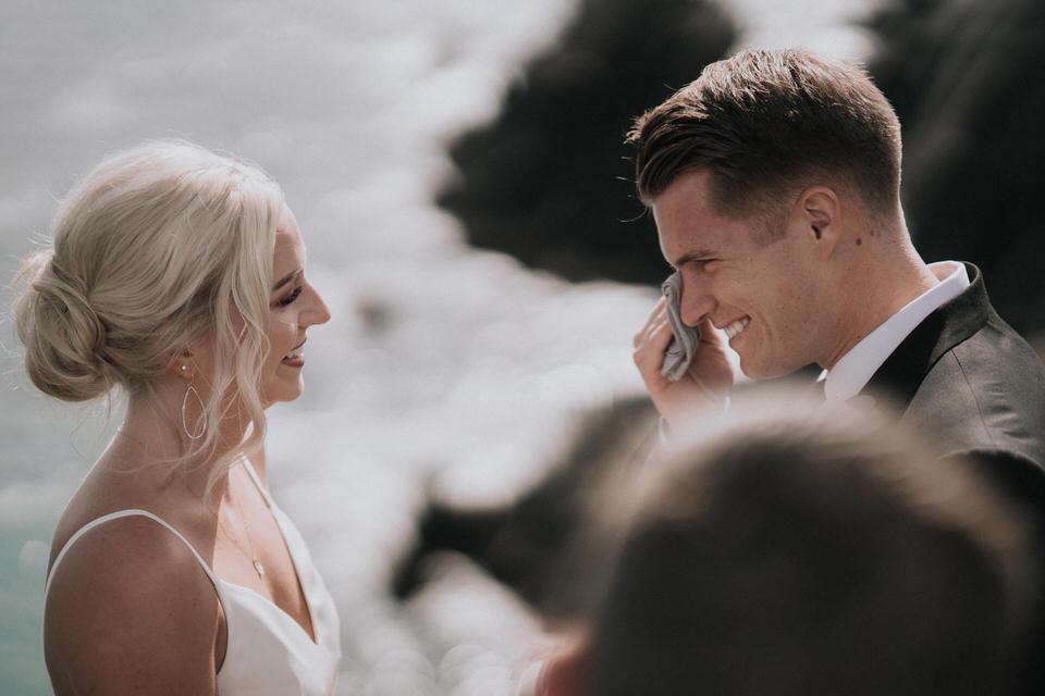 Hailey & Carson - elopement wedding Ireland - Dingle co.Kerry 3
