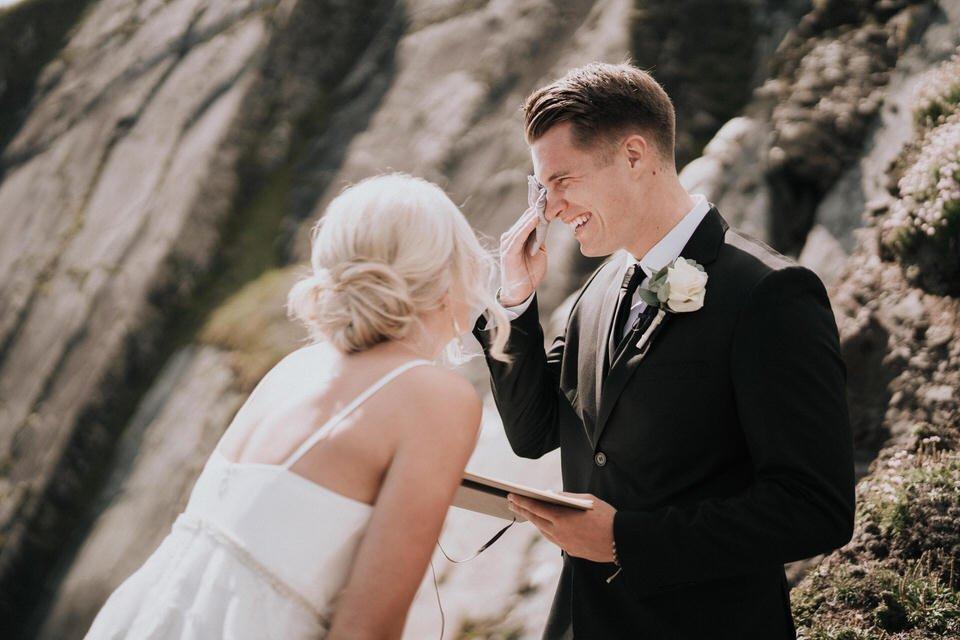 Hailey & Carson - elopement wedding Ireland - Dingle co.Kerry 43