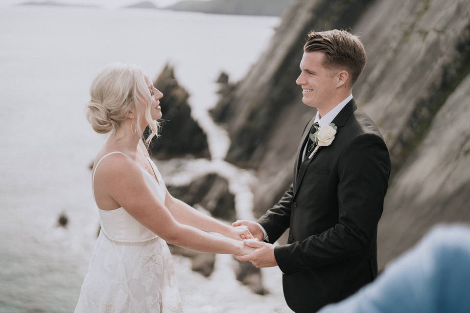Hailey & Carson - elopement wedding Ireland - Dingle co.Kerry 46