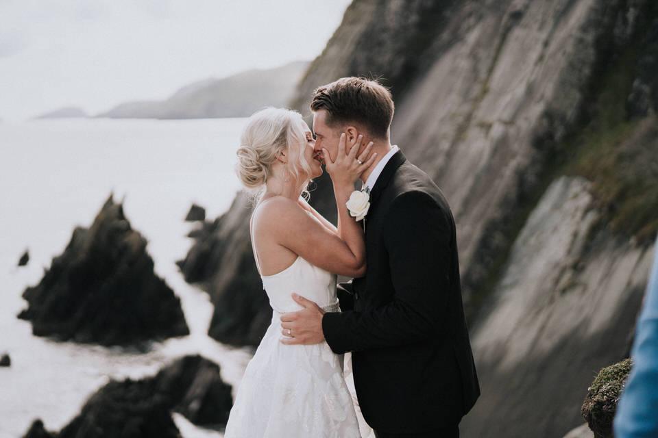 Hailey & Carson - elopement wedding Ireland - Dingle co.Kerry 48