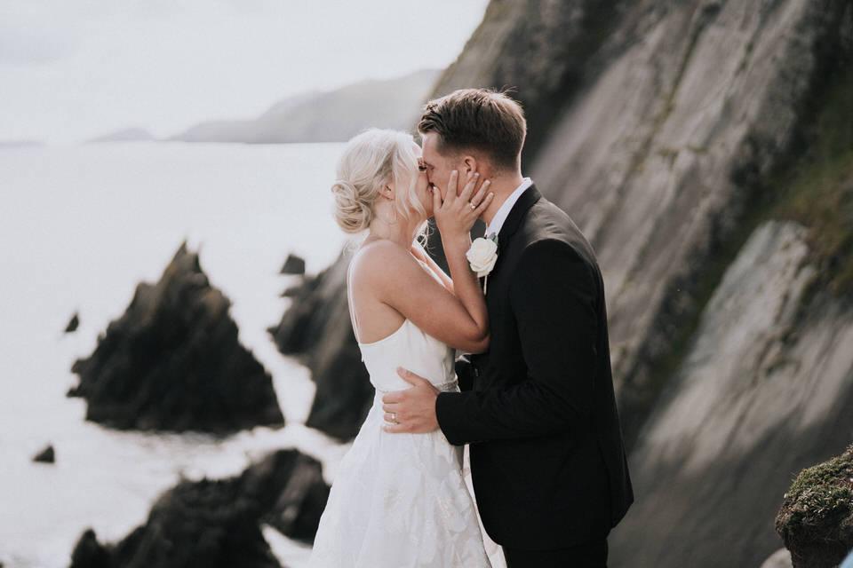Hailey & Carson - elopement wedding Ireland - Dingle co.Kerry 49