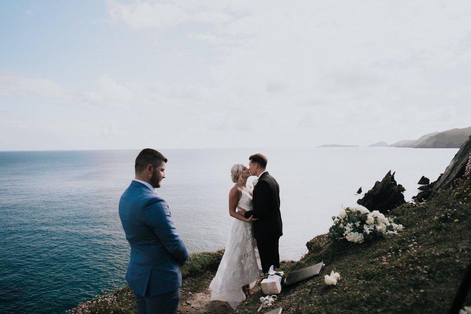 Hailey & Carson - elopement wedding Ireland - Dingle co.Kerry 52
