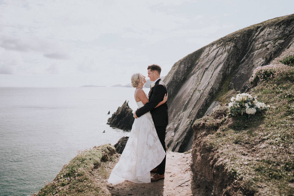 Hailey & Carson - elopement wedding Ireland - Dingle co.Kerry 53