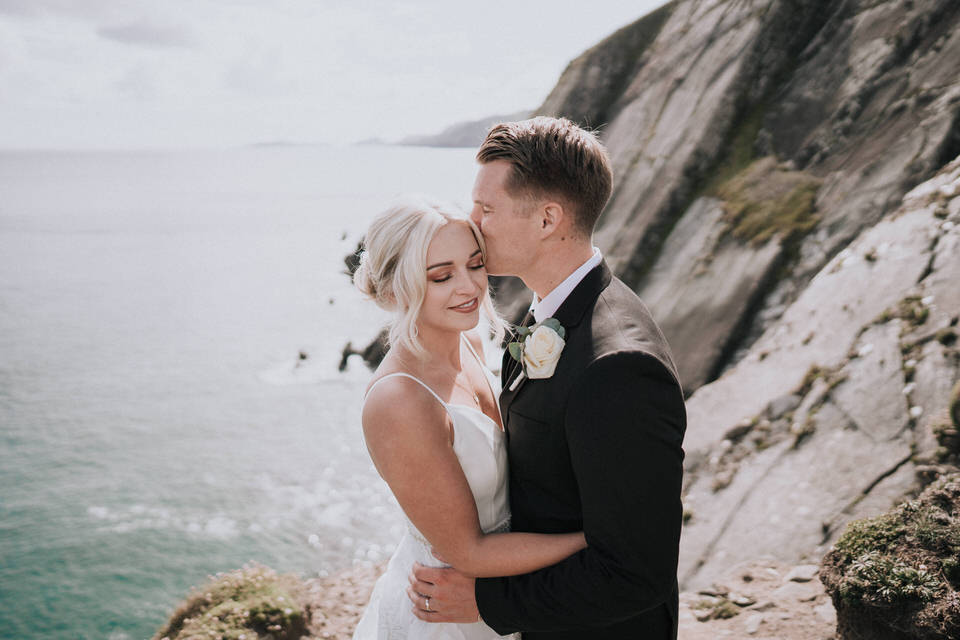 Hailey & Carson - elopement wedding Ireland - Dingle co.Kerry 54