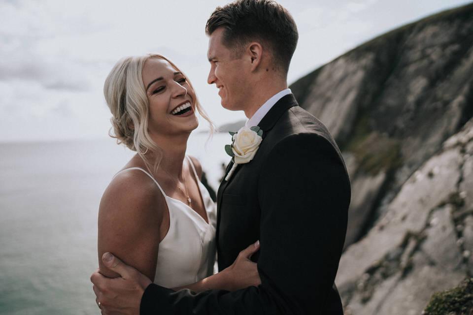 Hailey & Carson - elopement wedding Ireland - Dingle co.Kerry 56