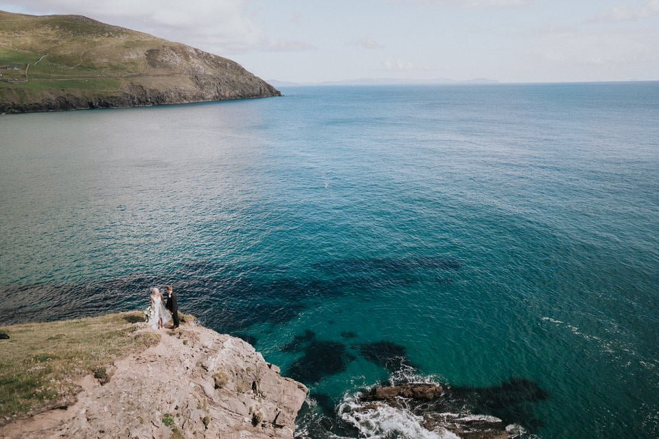 Hailey & Carson - elopement wedding Ireland - Dingle co.Kerry 61