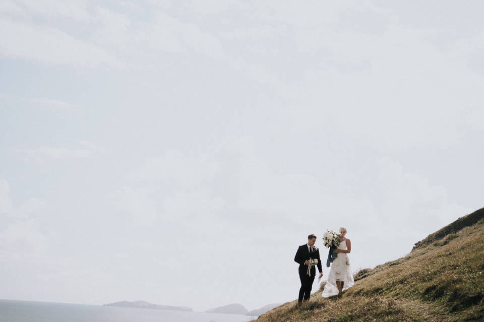 Hailey & Carson - elopement wedding Ireland - Dingle co.Kerry 62