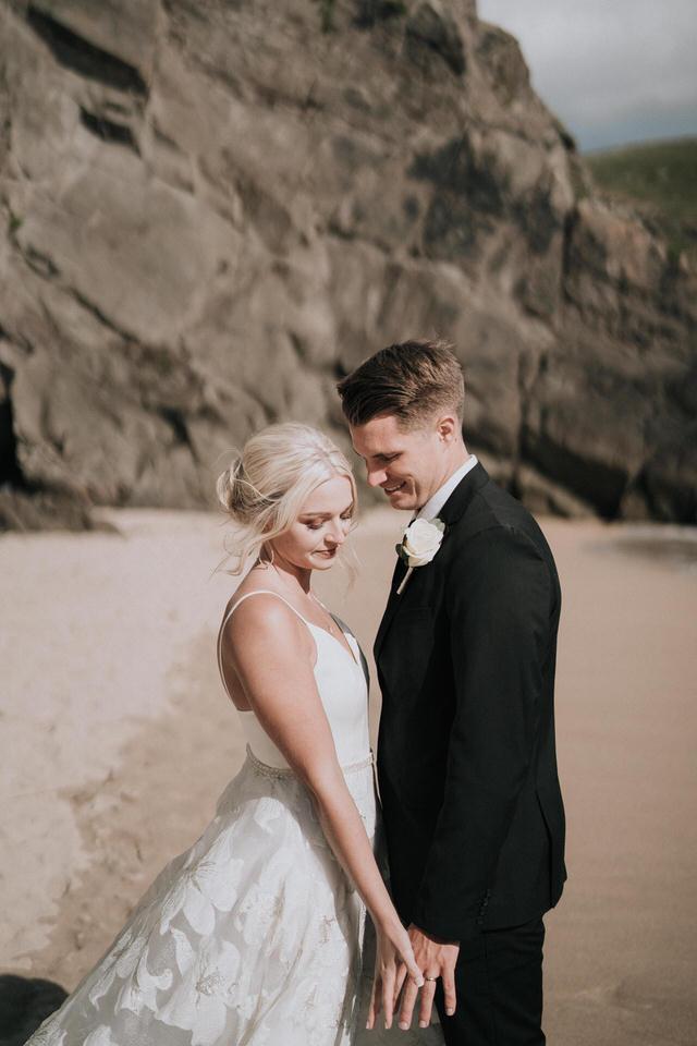 Hailey & Carson - elopement wedding Ireland - Dingle co.Kerry 64
