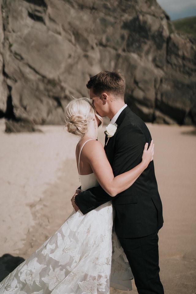 Hailey & Carson - elopement wedding Ireland - Dingle co.Kerry 65