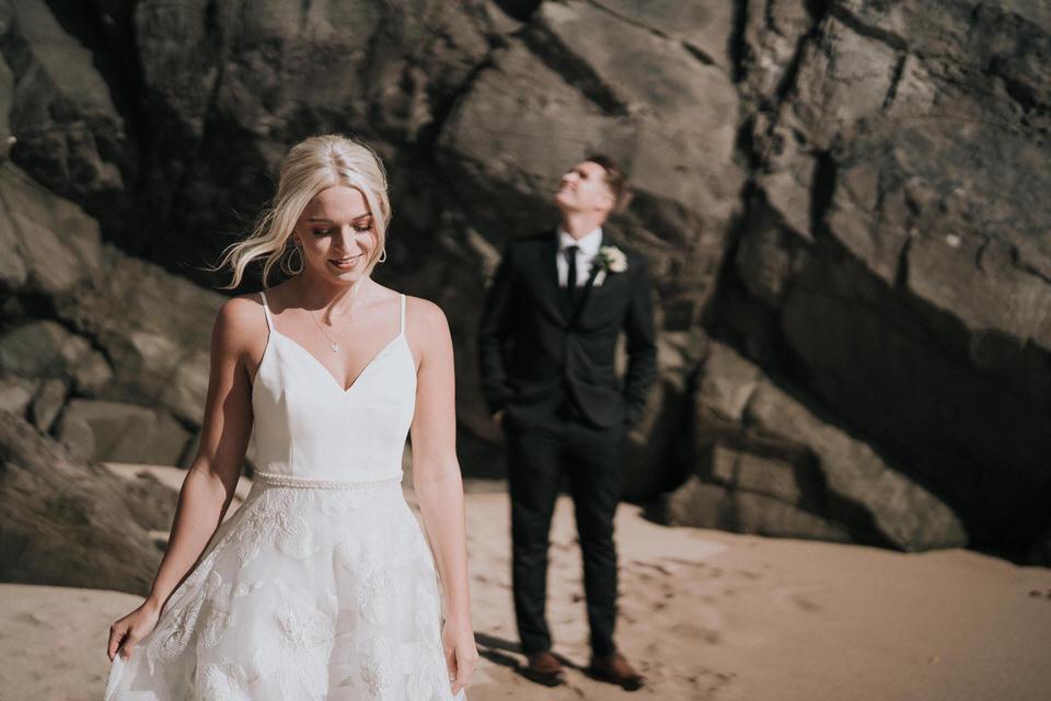 Hailey & Carson - elopement wedding Ireland - Dingle co.Kerry 69