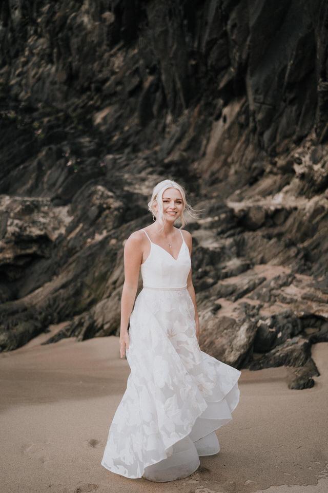 Hailey & Carson - elopement wedding Ireland - Dingle co.Kerry 76