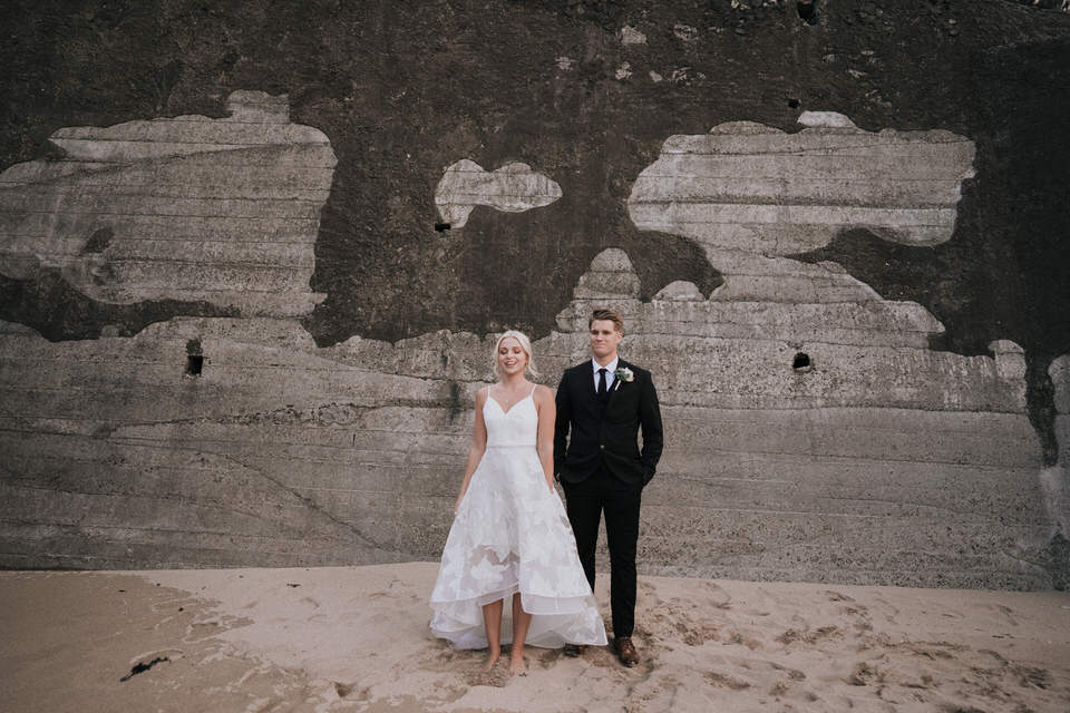 Hailey & Carson - elopement wedding Ireland - Dingle co.Kerry 78