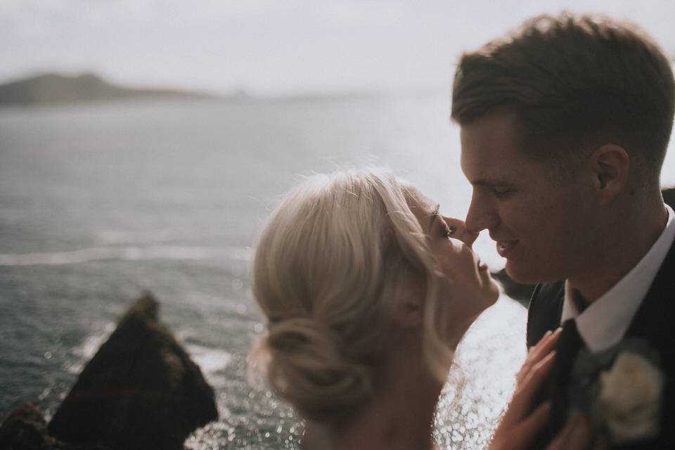 Hailey & Carson - elopement wedding Ireland - Dingle co.Kerry 82