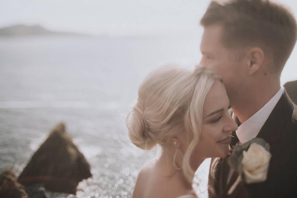 Hailey & Carson - elopement wedding Ireland - Dingle co.Kerry 83
