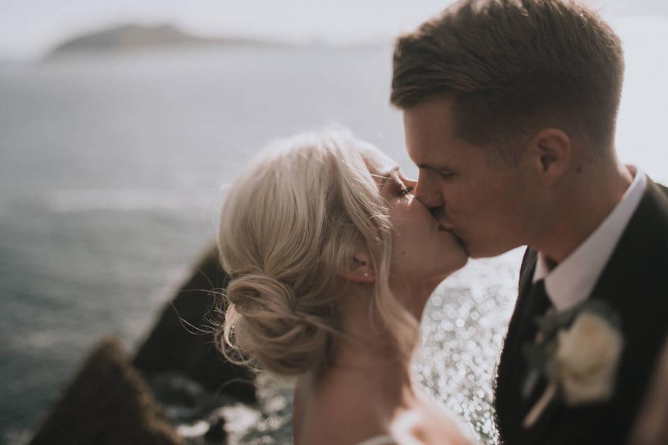 Hailey & Carson - elopement wedding Ireland - Dingle co.Kerry 84
