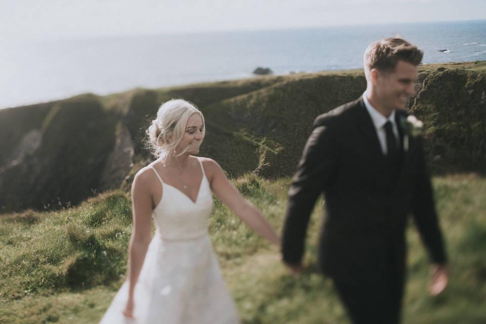 Hailey & Carson - elopement wedding Ireland - Dingle co.Kerry 86