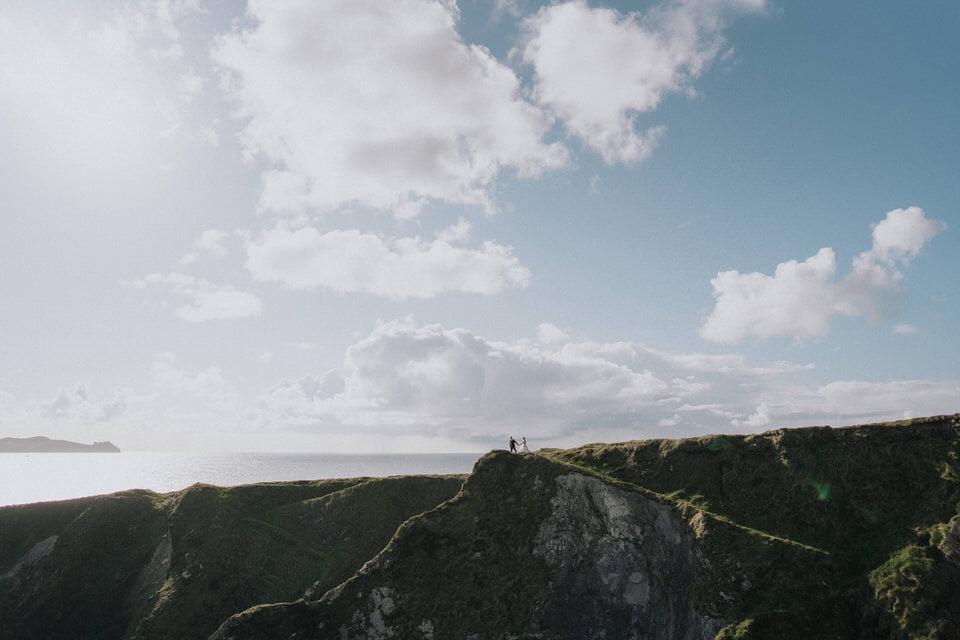 Hailey & Carson - elopement wedding Ireland - Dingle co.Kerry 90