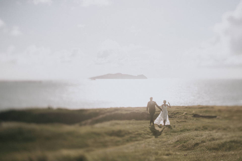 Hailey & Carson - elopement wedding Ireland - Dingle co.Kerry 92