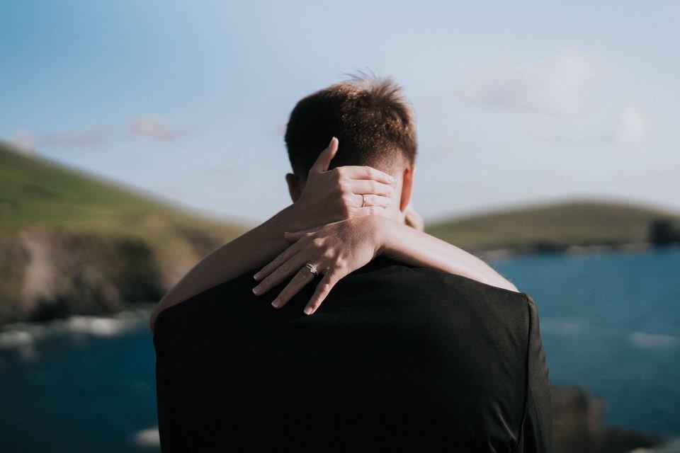 Hailey & Carson - elopement wedding Ireland - Dingle co.Kerry 101