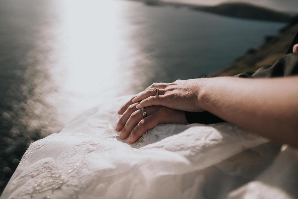 Hailey & Carson - elopement wedding Ireland - Dingle co.Kerry 104