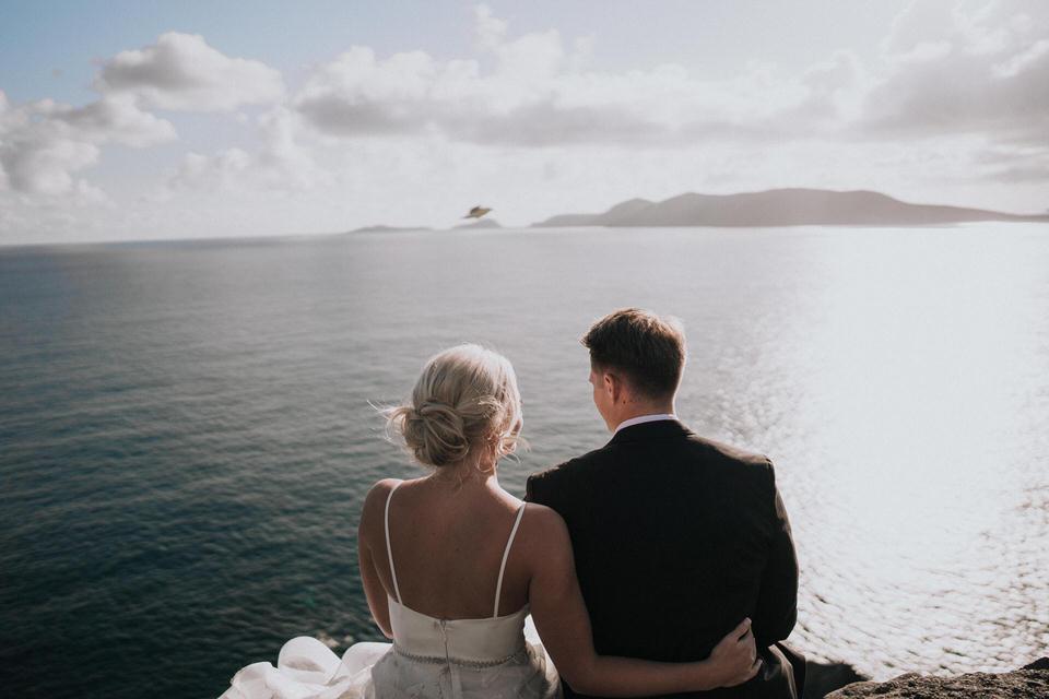 Hailey & Carson - elopement wedding Ireland - Dingle co.Kerry 105