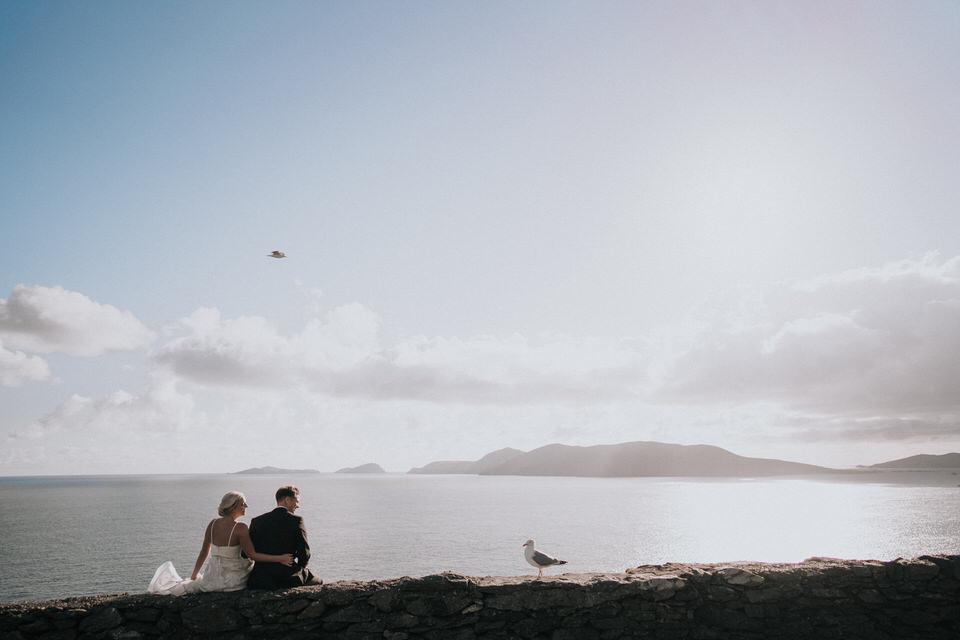 Hailey & Carson - elopement wedding Ireland - Dingle co.Kerry 106
