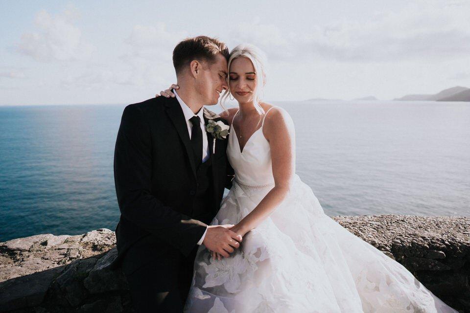 Hailey & Carson - elopement wedding Ireland - Dingle co.Kerry 109