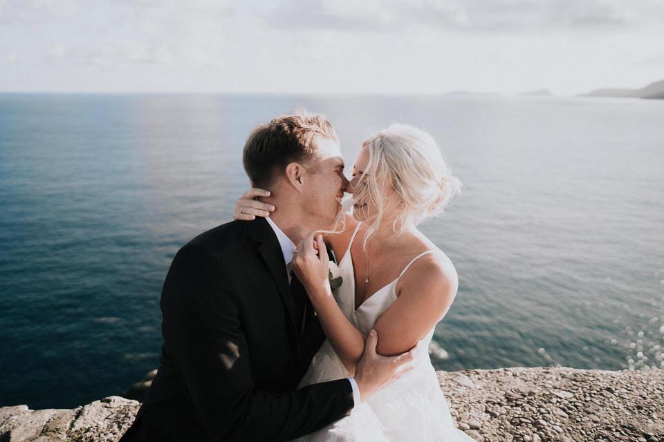 Hailey & Carson - elopement wedding Ireland - Dingle co.Kerry 111