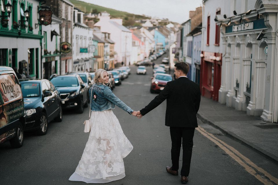 Hailey & Carson - elopement wedding Ireland - Dingle co.Kerry 121