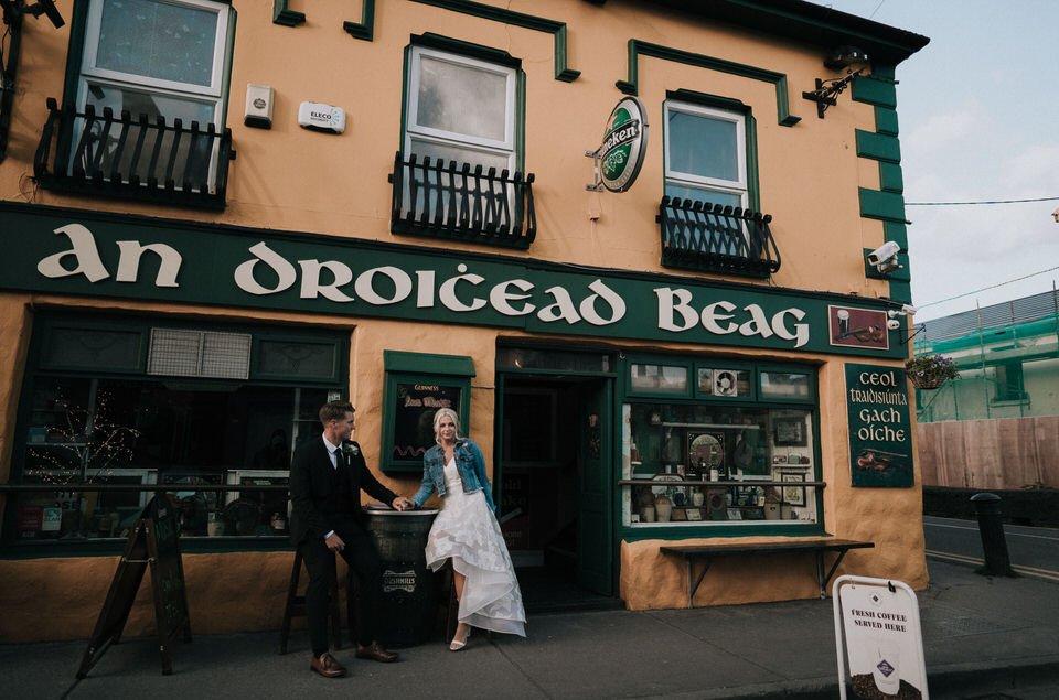 Hailey & Carson - elopement wedding Ireland - Dingle co.Kerry 122