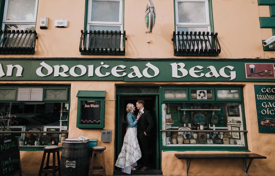 Hailey & Carson - elopement wedding Ireland - Dingle co.Kerry 123