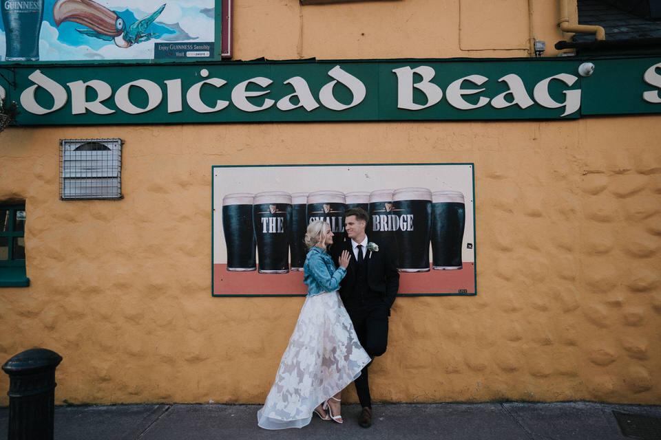 Hailey & Carson - elopement wedding Ireland - Dingle co.Kerry 124