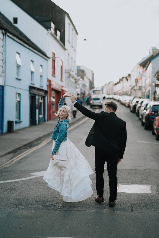 Hailey & Carson - elopement wedding Ireland - Dingle co.Kerry 127