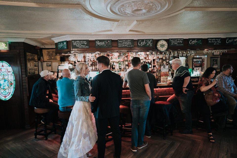 Hailey & Carson - elopement wedding Ireland - Dingle co.Kerry 130