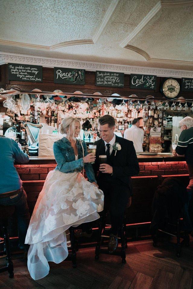 Hailey & Carson - elopement wedding Ireland - Dingle co.Kerry 134