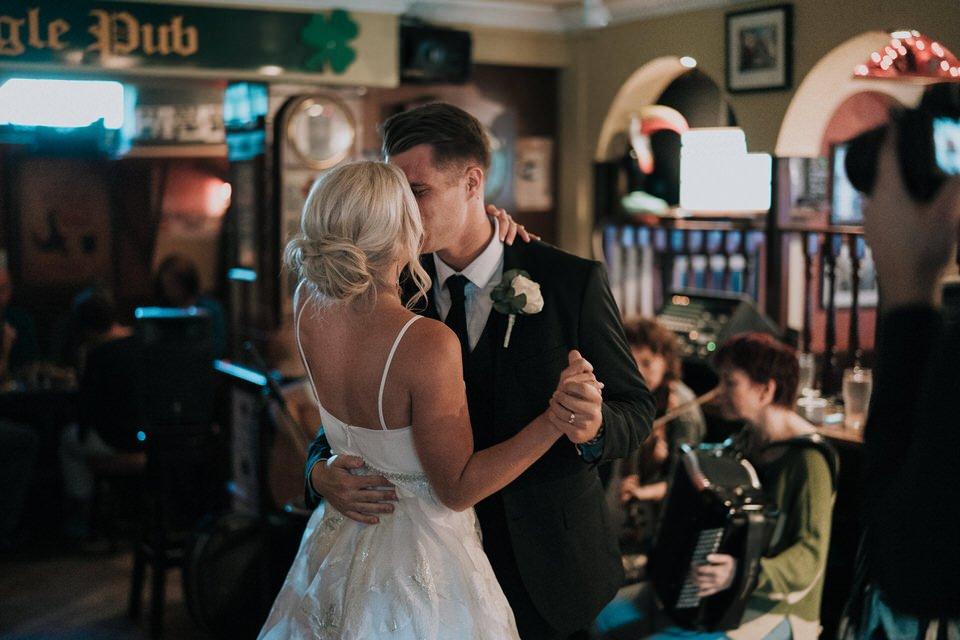 Hailey & Carson - elopement wedding Ireland - Dingle co.Kerry 137