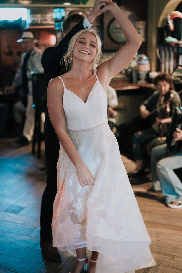 Hailey & Carson - elopement wedding Ireland - Dingle co.Kerry 139