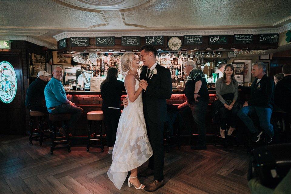 Hailey & Carson - elopement wedding Ireland - Dingle co.Kerry 141