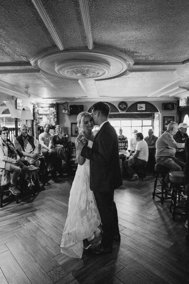 Hailey & Carson - elopement wedding Ireland - Dingle co.Kerry 142